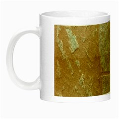 Texture Of Ceramic Tile Night Luminous Mugs