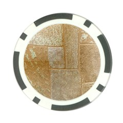 Texture Of Ceramic Tile Poker Chip Card Guard