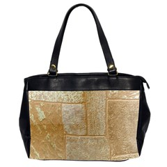 Texture Of Ceramic Tile Office Handbags (2 Sides)