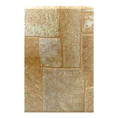 Texture Of Ceramic Tile Shower Curtain 48  x 72  (Small)
