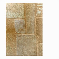 Texture Of Ceramic Tile Small Garden Flag (Two Sides)
