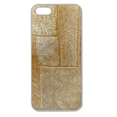 Texture Of Ceramic Tile Apple Seamless iPhone 5 Case (Clear)