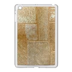 Texture Of Ceramic Tile Apple Ipad Mini Case (white)