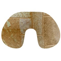 Texture Of Ceramic Tile Travel Neck Pillows