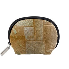 Texture Of Ceramic Tile Accessory Pouches (small)