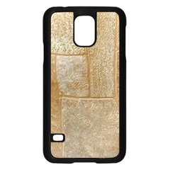 Texture Of Ceramic Tile Samsung Galaxy S5 Case (Black)