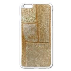 Texture Of Ceramic Tile Apple iPhone 6 Plus/6S Plus Enamel White Case