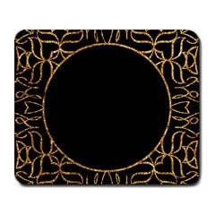 Abstract  Frame Pattern Card Large Mousepads
