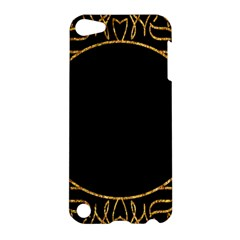 Abstract  Frame Pattern Card Apple iPod Touch 5 Hardshell Case