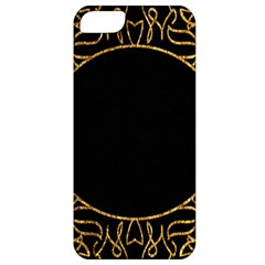Abstract  Frame Pattern Card Apple iPhone 5 Classic Hardshell Case