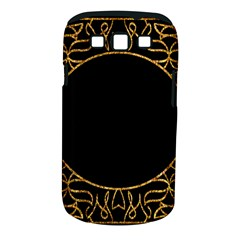 Abstract  Frame Pattern Card Samsung Galaxy S III Classic Hardshell Case (PC+Silicone)