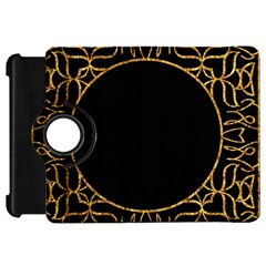 Abstract  Frame Pattern Card Kindle Fire HD 7