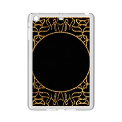 Abstract  Frame Pattern Card iPad Mini 2 Enamel Coated Cases