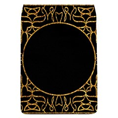 Abstract  Frame Pattern Card Flap Covers (L)