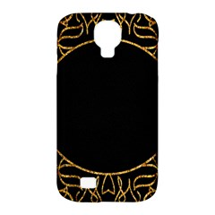 Abstract  Frame Pattern Card Samsung Galaxy S4 Classic Hardshell Case (PC+Silicone)