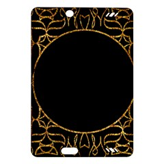 Abstract  Frame Pattern Card Amazon Kindle Fire Hd (2013) Hardshell Case