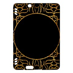 Abstract  Frame Pattern Card Kindle Fire HDX Hardshell Case