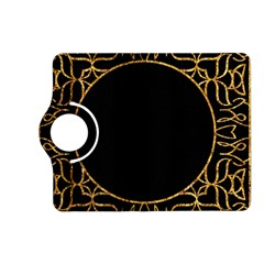 Abstract  Frame Pattern Card Kindle Fire HD (2013) Flip 360 Case