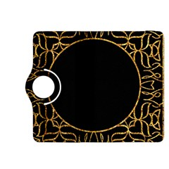 Abstract  Frame Pattern Card Kindle Fire HDX 8.9  Flip 360 Case