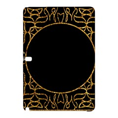 Abstract  Frame Pattern Card Samsung Galaxy Tab Pro 10.1 Hardshell Case