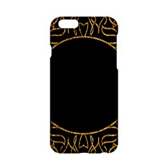 Abstract  Frame Pattern Card Apple iPhone 6/6S Hardshell Case
