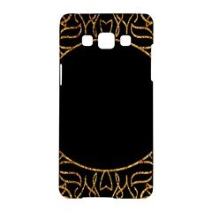 Abstract  Frame Pattern Card Samsung Galaxy A5 Hardshell Case