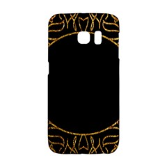 Abstract  Frame Pattern Card Galaxy S6 Edge