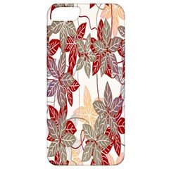 Floral Pattern Background Apple iPhone 5 Classic Hardshell Case