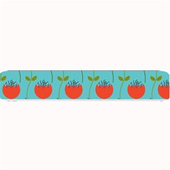 Tulips Floral Background Pattern Small Bar Mats