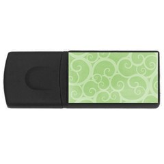 Pattern USB Flash Drive Rectangular (4 GB)