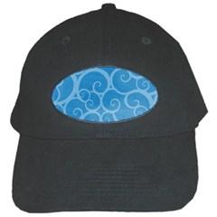 Pattern Black Cap