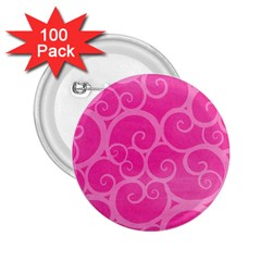Pattern 2.25  Buttons (100 pack)