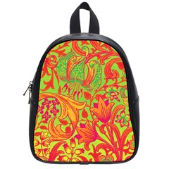 Floral pattern School Bags (Small)