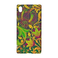 Floral pattern Sony Xperia Z3+