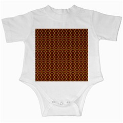 Lunares Pattern Circle Abstract Pattern Background Infant Creepers