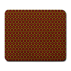 Lunares Pattern Circle Abstract Pattern Background Large Mousepads