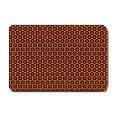 Lunares Pattern Circle Abstract Pattern Background Small Doormat