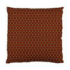 Lunares Pattern Circle Abstract Pattern Background Standard Cushion Case (one Side)