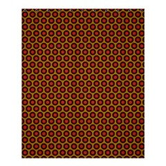 Lunares Pattern Circle Abstract Pattern Background Shower Curtain 60  X 72  (medium)