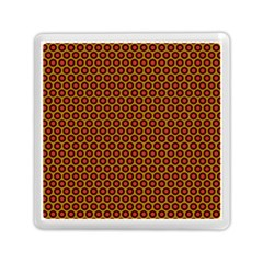 Lunares Pattern Circle Abstract Pattern Background Memory Card Reader (square)