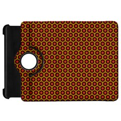 Lunares Pattern Circle Abstract Pattern Background Kindle Fire Hd 7