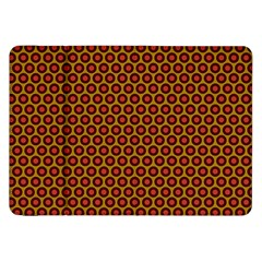 Lunares Pattern Circle Abstract Pattern Background Samsung Galaxy Tab 8.9  P7300 Flip Case