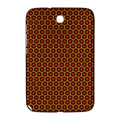 Lunares Pattern Circle Abstract Pattern Background Samsung Galaxy Note 8.0 N5100 Hardshell Case