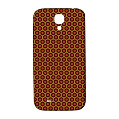 Lunares Pattern Circle Abstract Pattern Background Samsung Galaxy S4 I9500/I9505  Hardshell Back Case