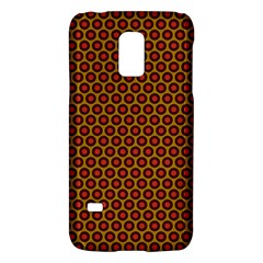 Lunares Pattern Circle Abstract Pattern Background Galaxy S5 Mini