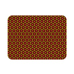 Lunares Pattern Circle Abstract Pattern Background Double Sided Flano Blanket (mini)