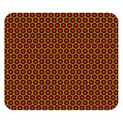 Lunares Pattern Circle Abstract Pattern Background Double Sided Flano Blanket (Small)