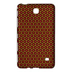 Lunares Pattern Circle Abstract Pattern Background Samsung Galaxy Tab 4 (8 ) Hardshell Case