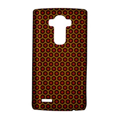 Lunares Pattern Circle Abstract Pattern Background LG G4 Hardshell Case