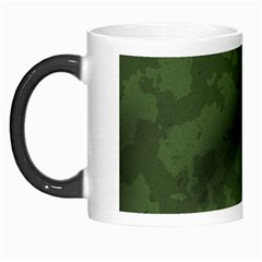 Vintage Camouflage Military Swatch Old Army Background Morph Mugs